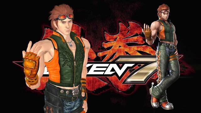 Tekken 7 Characters and their stories Hwoarang