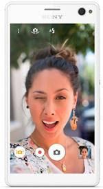 Xperia C4 Selfie é um smartphone para os que gostam de tira selfies