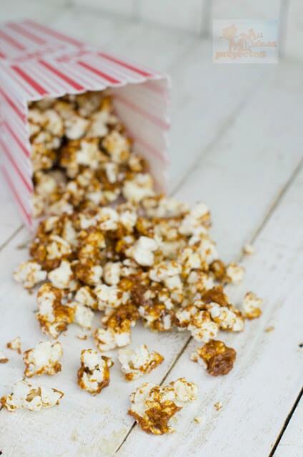 receta de como preparar palomitas de caramelo salado4