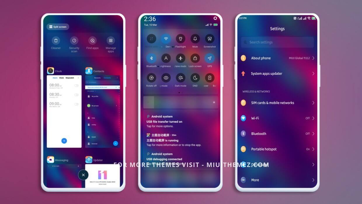 Lovely View MIUI 11 Theme