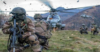 Άσκηση Ειδικών Δυνάμεων Ελλάδας - Βουλγαρίας - Ρουμανίας - Σερβίας από 1η ως 10 Ιουνίου