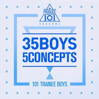 Download Lirik Lagu Produce 101 Season 2 – Showtime [ROMANIZATION + ENGLISH]