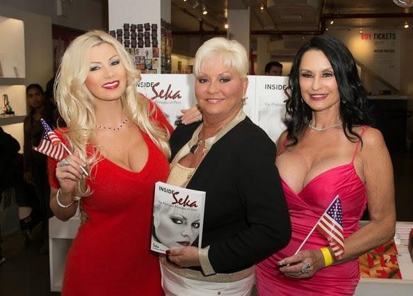 Rita At Inside Seka Launch Event in NYC   Rita Daniels