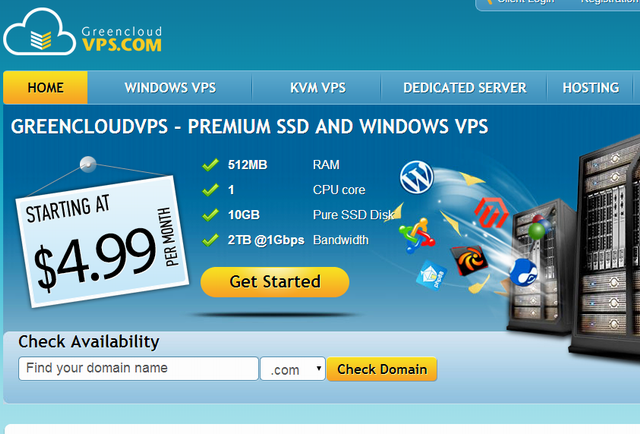 instant kvm server vps germany fast