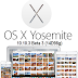 Download OS X 10.10.3 Beta 3 Yosemite Combo / Delta .DMG Files via Direct Links