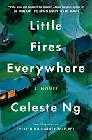 review of Celeste Ng's Little Fires Everywhere
