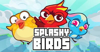 Hasil gambar untuk splashy birds
