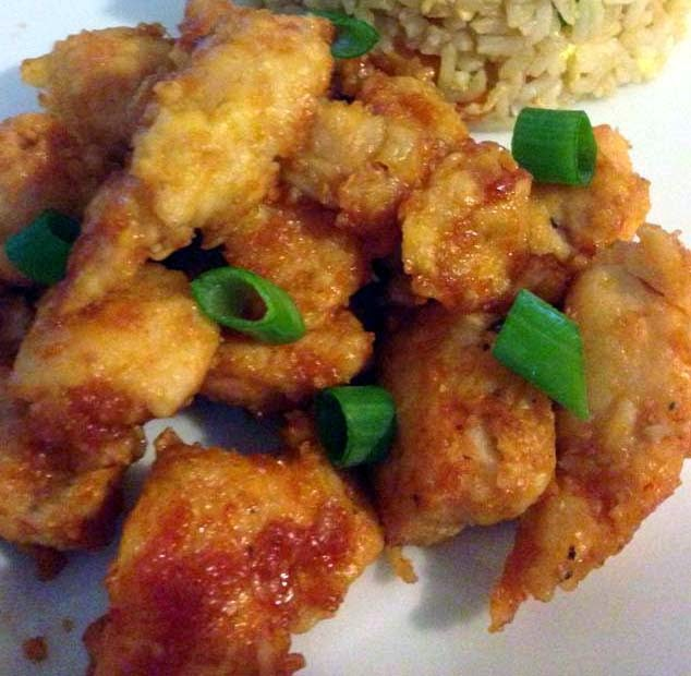 Baked Sweet & Sour Chicken. An Easy Homemade Recipe For A Popular Chinese Food Favorite.