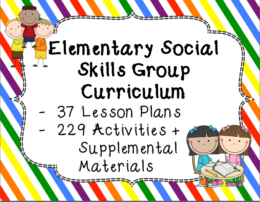 https://www.teacherspayteachers.com/Product/Elementary-Social-Skills-Group-Curriculum-40-Lesson-Plans-250-Act-HFA-ASD-2837426