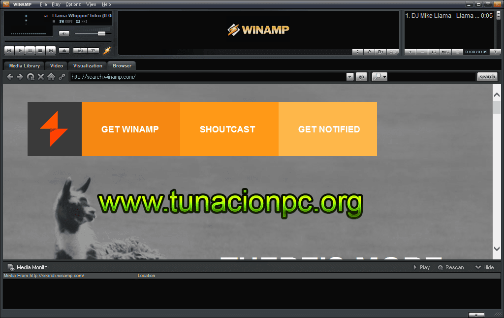 Winamp Pro Full