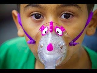 l'asthmatiforme chez les enfants
