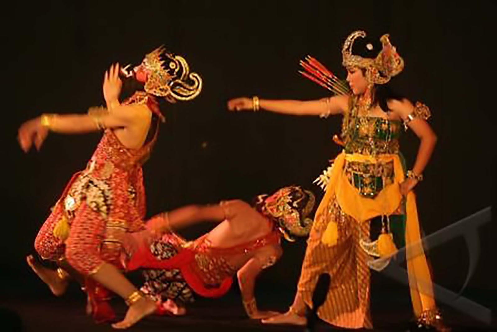 Tari Bambangan Cakil, Tarian Tradisional Dari Provinsi Jawa Tengah