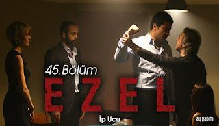 Sevilen Mafya Dizisi Ezel'in 45. Bölümü 720p Hd Kalitede Sizlerle.