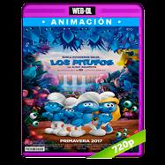 Los Pitufos en la aldea perdida (2017) WEB-DL 720p Audio Dual Latino-Ingles