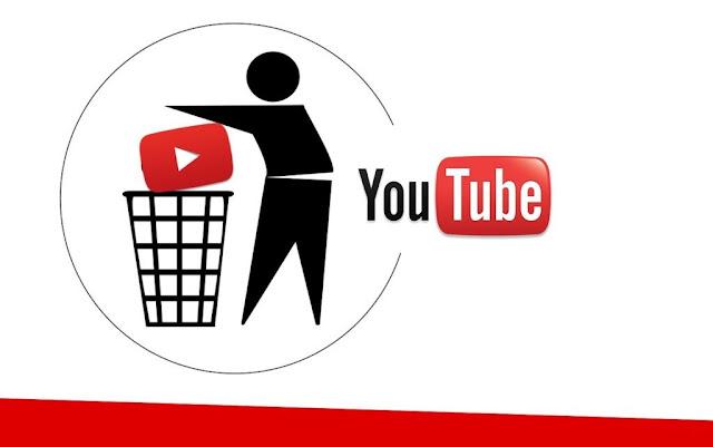 طريقة إسترجاع قناة يوتيوب تم حذفها عن طريق الخطأ