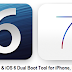 Download Dual Boot iOS 7, iOS 6 Tool for iPhone, iPad & iPod