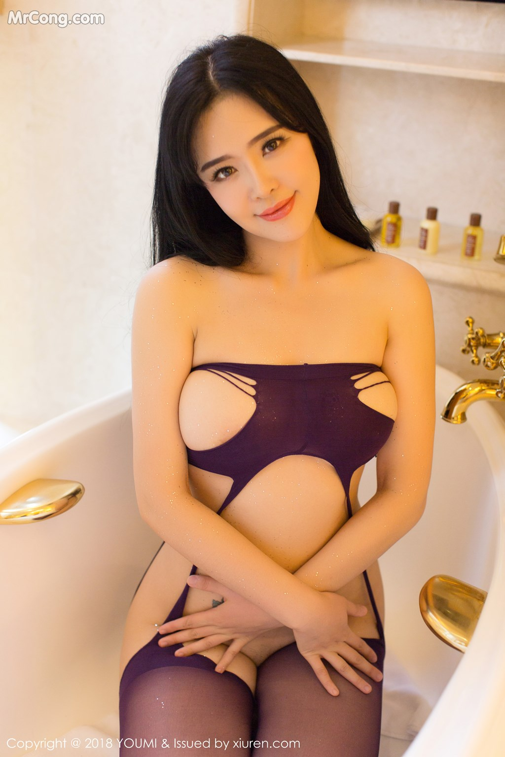 Image YouMi-Vol.124-Liu-Yu-Er-MrCong.com-029 in post YouMi Vol.124: Người mẫu Liu Yu Er (刘钰儿) (41 ảnh)