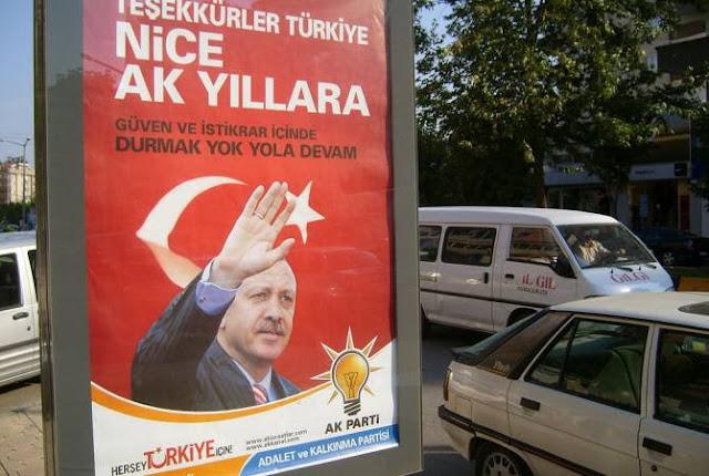 Erdogan otra vez candidato a próximas elecciones