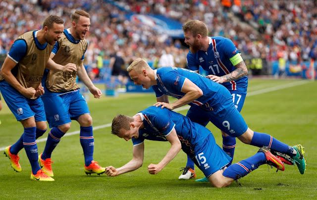 Match Preview France v Iceland EUROPEAN CHAMPIONSHIP - QUARTER-FINAL