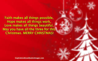 Best Christmas wishes quotes
