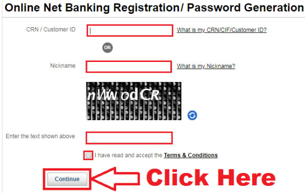 how to register kotak mahindra net banking online