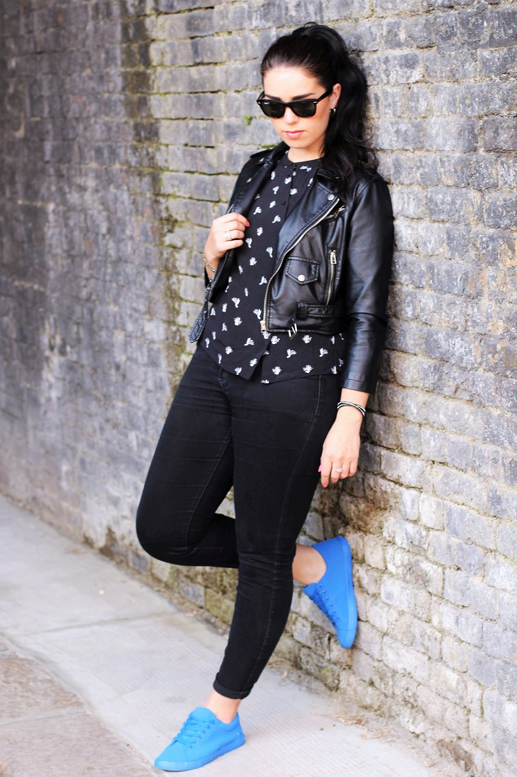 London street style - UK fashion blogger Emma Louise Layla