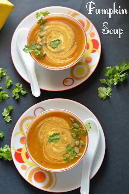 how to make healthy and easy kaddu ka soup