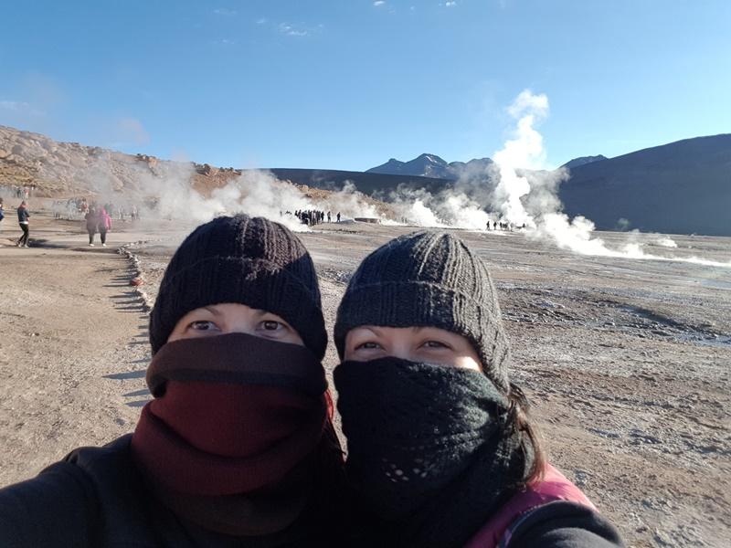 O que fazer no Deserto do Atacama: Geysers del Tatio