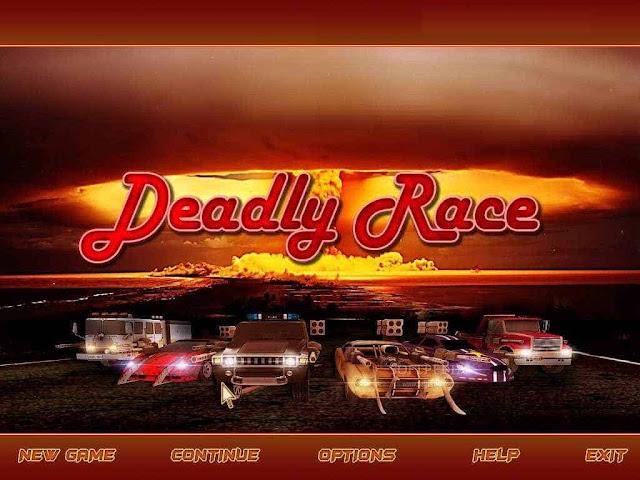 تحميل لعبة سباق سيارات الموت deadly race للكمبيوتر والاندرويد برابط مباشر