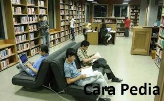 Tempat belajar ini menjadi sumber pembelajaran