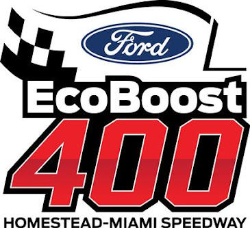 Race 36: Ford EcoBoost 400 at Homestead
