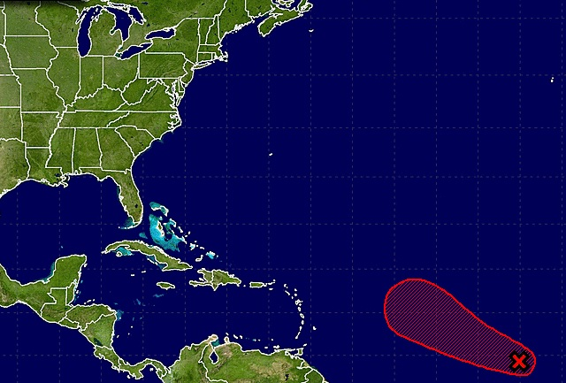 Forecasters say tropical system could form within next 24 hours