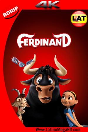 Olé, el Viaje de Ferdinand (2017) Latino Ultra HD 4K BDRIP 2160P ()