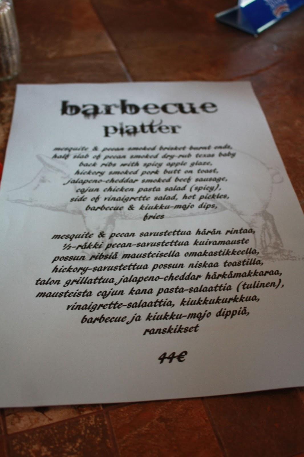 jäppilän kievari jäppilä ravintola kesäravintola jenkkiruoka bbq amerikkalainen ruoka mallaspulla