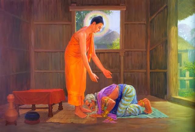 Đạo Phật Nguyên Thủy - Đường Xưa Mây Trắng - Chương 77: Sinh tử là hoa đốm giữa hư không