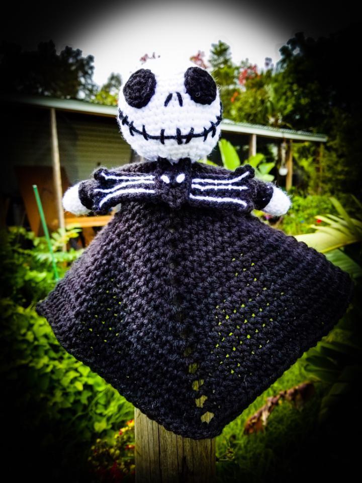 Jack Skellington Free Crochet Pattern • Spin a Yarn Crochet | 960x720