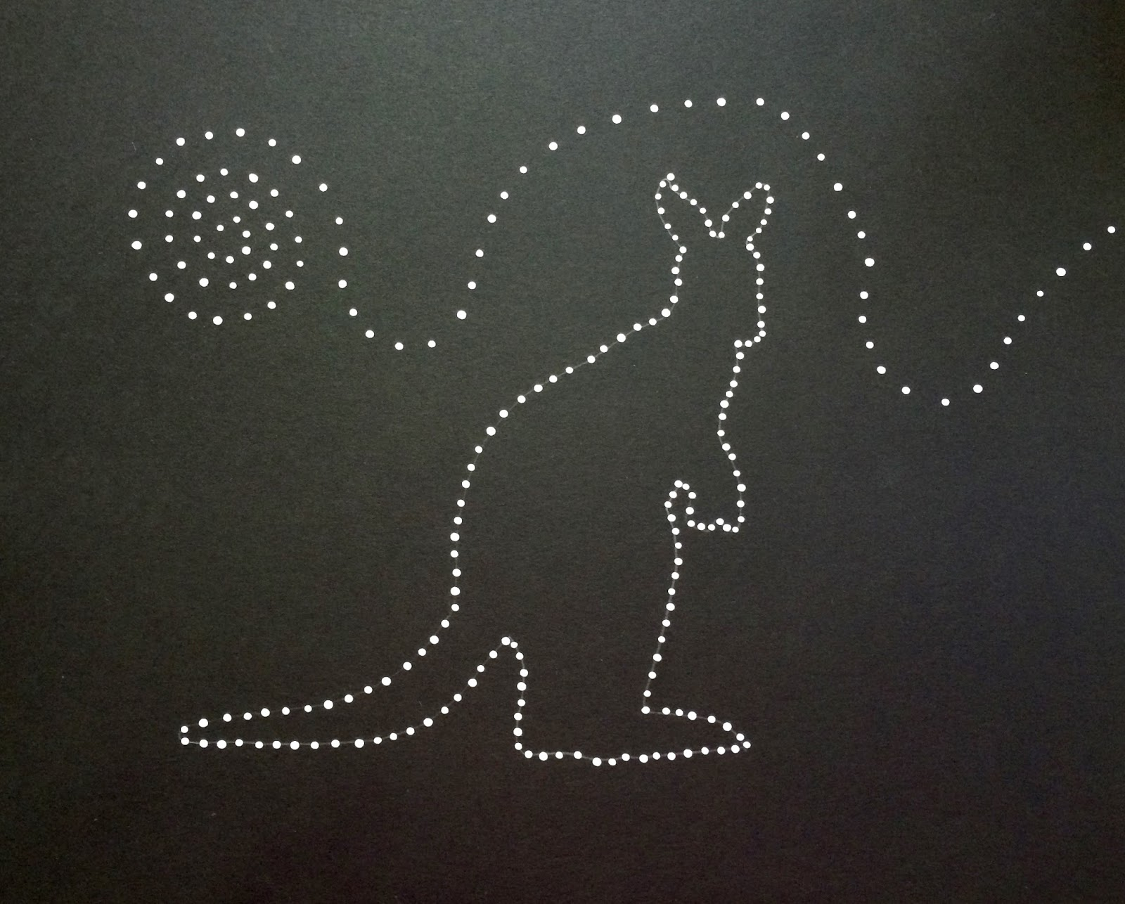 Kathy S Angelnik Designs Amp Art Project Ideas Aboriginal Dot Art Lesson