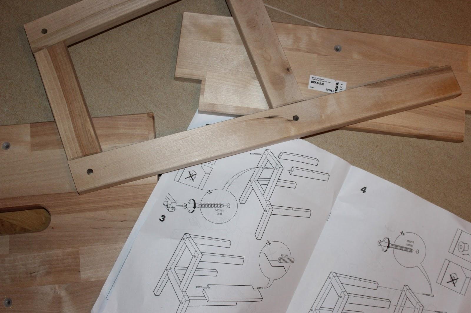 einen lernturm aus ikea m beln bauen so einfach geht s eenemeenemama. Black Bedroom Furniture Sets. Home Design Ideas