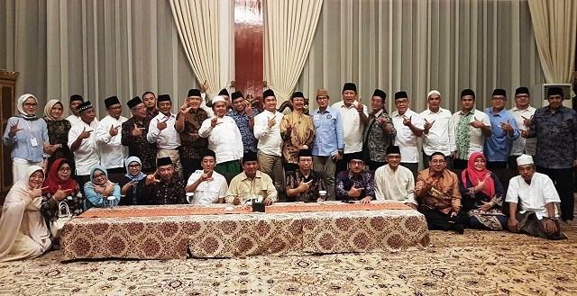 Tolak Dukung Jokowi - Ma'ruf, Ini Alasan Keturunan Pendiri NU Merapat ke Prabowo-Sandi