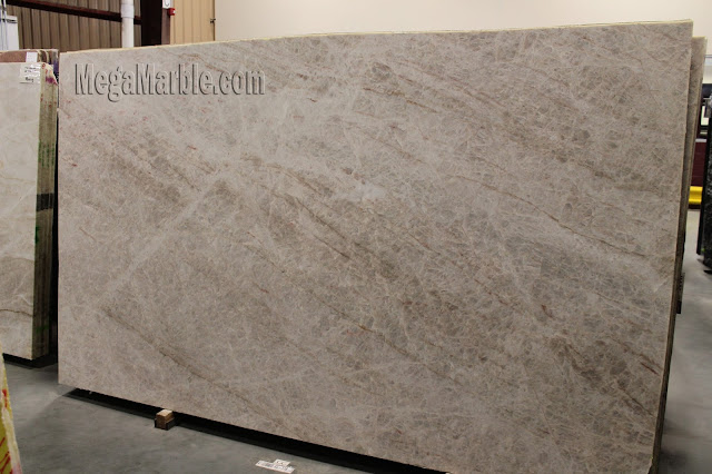 Ghiaccio Quartzite For Kitchen Countertops NYC Leathered