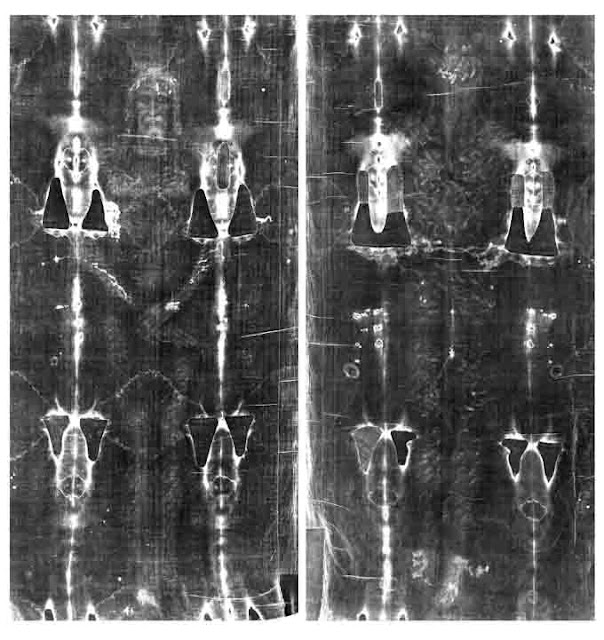 Shroud of turin. �1978 Barrie M. Schwortz Collection, STERA, Inc. All Rights Reserved