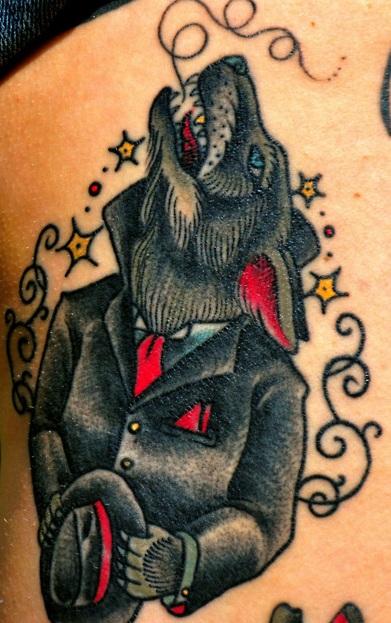 Traditional Tattoo (American) - New Graffiti 2012