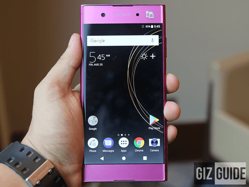 Sony Xperia XA1 Plus will be available in PH stores this November 10!