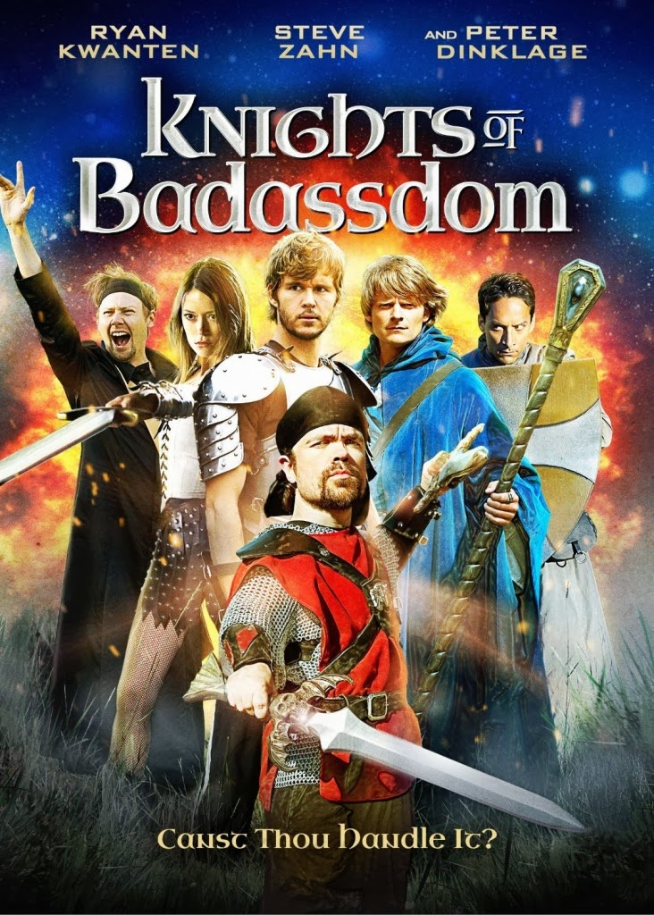 Capa do Filme Knights of Badassdom