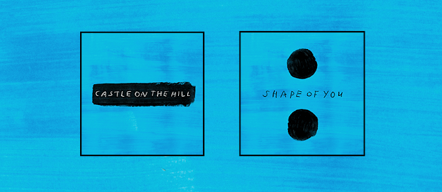 Ed Sheeran Holds UK's No.1 & No.2 Singles