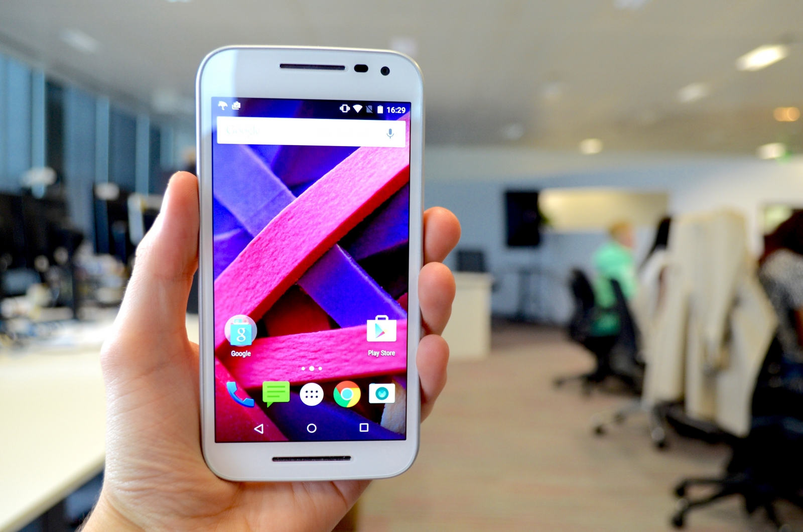 Moto G 2015 LineageOS 15 1 ROM arrives with Android 8 1 Oreo