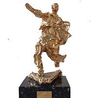 Salvador Dalí escultura, Museo Dalí escultura bronce