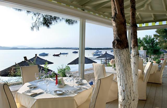 An eco philosophy resort in Halkidiki, Greece   299