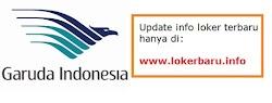 LOWONGAN KERJA TERBARU PT. GARUDA INDONESIA HINGGA 12 OKTOBER 2017
