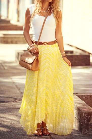 Top 5 Most Popular Summer Outfits